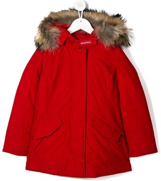 Woolrich Kids Arctic padded coat