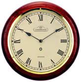 Roman Numerals Cambridge Station Clock