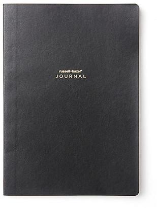 Russell + Hazel A5 Journal - Black