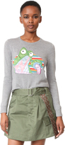 Marc Jacobs Frog Crew Neck Sweater