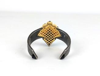 Eddie Borgo - Gunmetal Cuff Bracelet