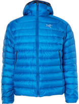 Arc'teryx Cerium Lt Quilted Shell Hooded Down Jacket - Blush