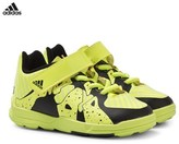 adidas Yellow Chaos X Velcro Trainers