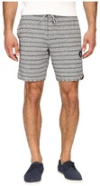 VISSLA Sofa Surfer Fine Point Fleece Shorts