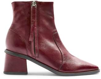 Topshop Margot Leather Boots