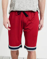 Hollister Stripe Basketball Shorts