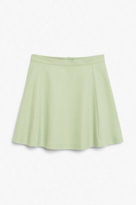 Monki A-line skirt