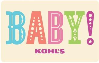 Web Card Baby! Gift Card