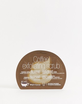 Masquebar iN.gredients Coffee Exfoliating Scrub-No Color