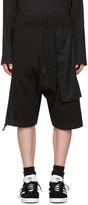 Y-3 Black M SFT Shorts