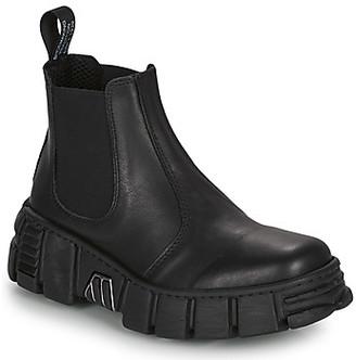 New Rock LANEA women's Mid Boots in Black