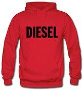 Diesel Cotton For Mens Hoodies Sweatshirts Pullover Tops