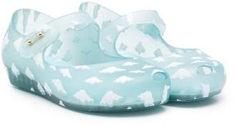 Mini Melissa Ultragirl Sunny Day ballerina shoes