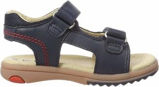 Kickers VERMILLON Girls Soft Boots & Ankle Boots Black (Noir Vernis Perm 83) 11.5 UK (30 EU)