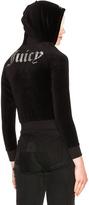 Vetements x Juicy Couture Shrunk Shoulder Hoodie