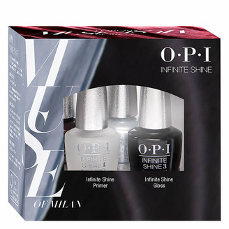 OPI Muse of Milan Collection Infinite Shine Long Wear System Mini Gift Set