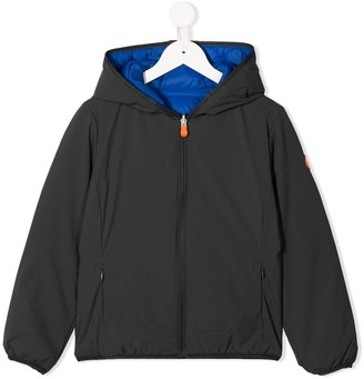 Save The Duck Kids Reversible Zipped Jacket