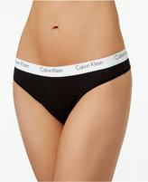 Calvin Klein One Logo Thong QF1368