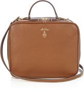 Mark Cross Laura leather box bag