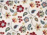World Rug Gallery Toscana Transitional Floral Rug