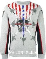 Philipp Plein 'Eagle Pride' sweatshirt