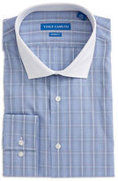 Vince Camuto Plaid Button-Front Dress Shirt