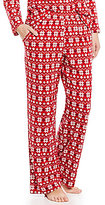 Sleep Sense Fair Isle Snowflake Sleep Pants