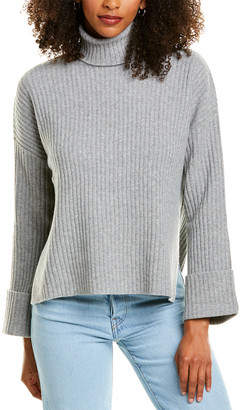 Revive Cashmere Oversized Wool & Cashmere-Blend Sweater