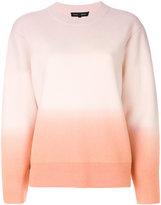 Proenza Schouler gradient-effect sweater