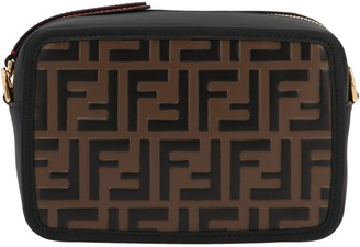 Fendi FF Motif Mini Camera Bag