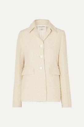 Bottega Veneta Boucle Jacket - Ivory