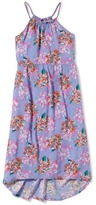 Old Navy Floral Hi-Lo Swing Dress for Girls