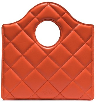 A.W.A.K.E. Mode Haga quilted tote bag