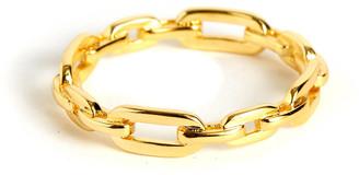 Gorjana Parker Link Ring Gold 7