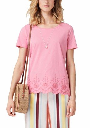 S'Oliver Women's 21.906.32.4359 T-Shirt