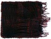 Faliero Sarti fringed scarf