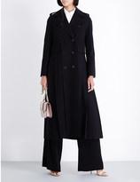 Valentino Oversized wool-felt coat
