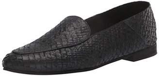 Kaanas Women's PISA Metallic Flat Loafer Slide Shoe Shoe