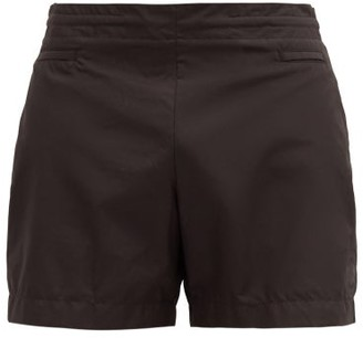 Iffley Road Pembroke Performance Shorts - Black