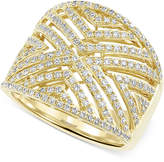 Effy D'Oro by Diamond Geometric Ring (3/4 ct. t.w.) in 14k Gold