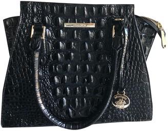 Brahmin Black Leather Handbags