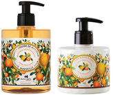 Soothing Provencal Liquid Soap and Hand & Body Lotion