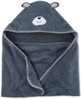 Carter's Hooded Bear Cotton Towel, Baby Boys