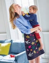 Boden The Fun Embroidered Skirt