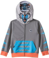 Full Face Zip Up Hoodies For Kids - ShopStyle