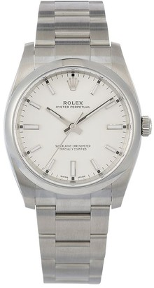 Rolex unworn Oyster Perpetual 34mm