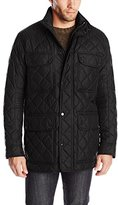 Andrew Marc Men's Essex Quilted Four-Pocket Coat