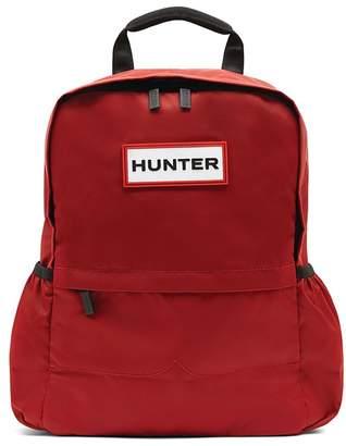 Hunter Womens Nylon Backpack - Red