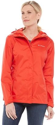 Columbia Women's Arcadia II Hooded Packable Jacket