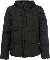 Stone Island classic padded jacket